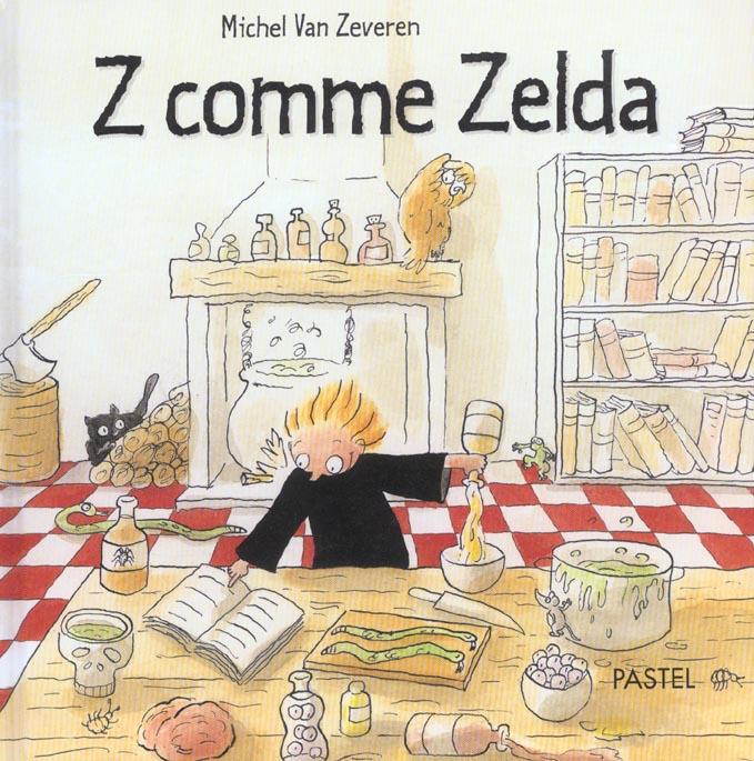 Z COMME ZELDA