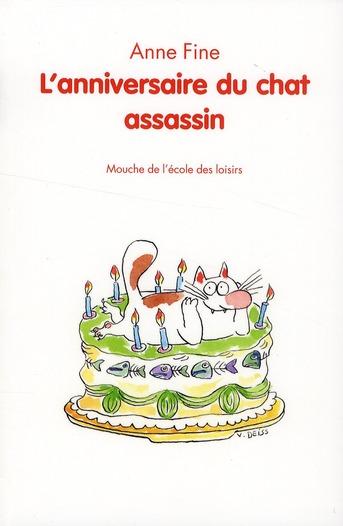 L'ANNIVERSAIRE DU CHAT ASSASSIN