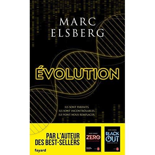 EVOLUTION - ILS SONT PARFAITS. ILS SONT INCONTROLABLES. ILS VONT NOUS REMPLACER
