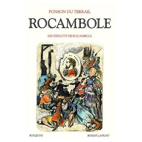 ROCAMBOLE - TOME 1 - VOL01