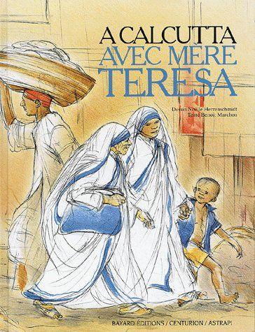 A CALCUTTA AVEC MERE TERESA ED 99