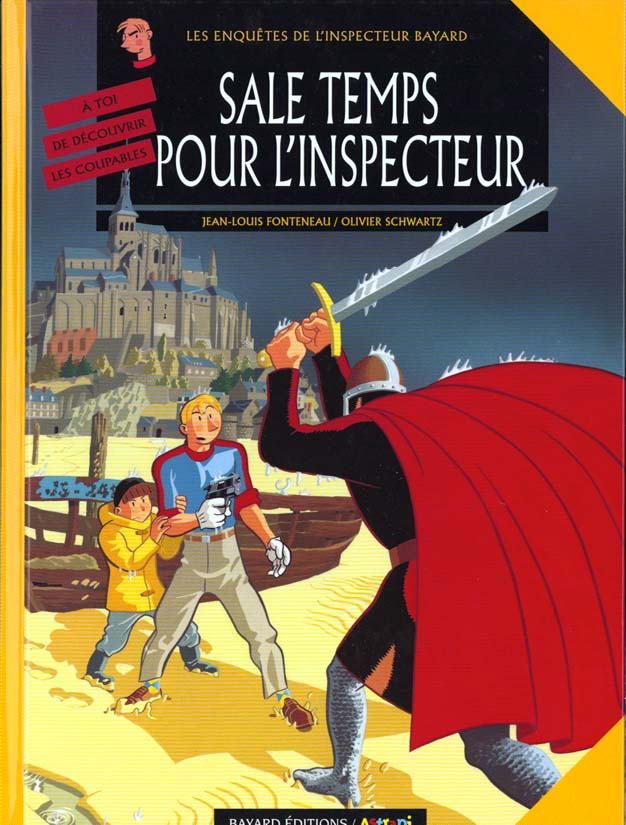 SALE TEMPS POUR L'INSPECTEUR-INSP.BAYARD