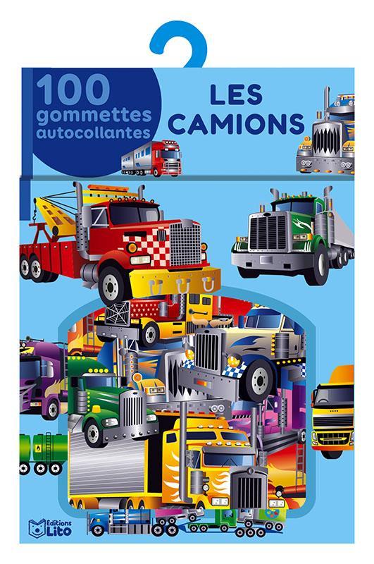 GOMMETTES LES CAMIONS