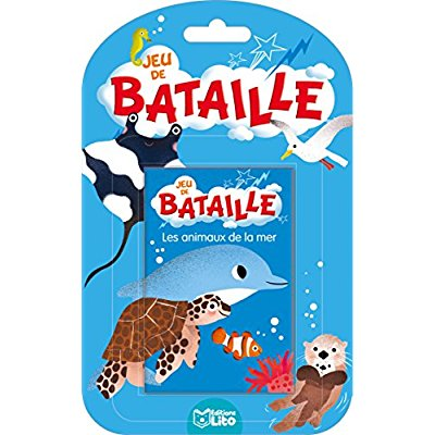 JEUX  BATAILLE ANIMAUX MER