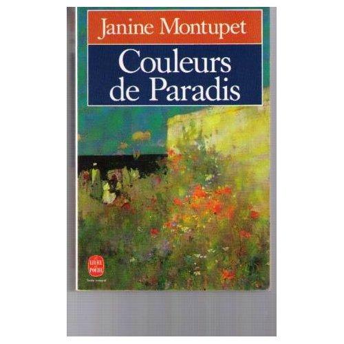 COULEURS DE PARADIS