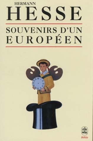 SOUVENIRS D'UN EUROPEEN