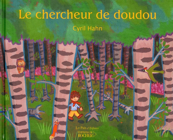 LE CHERCHEUR DE DOUDOU