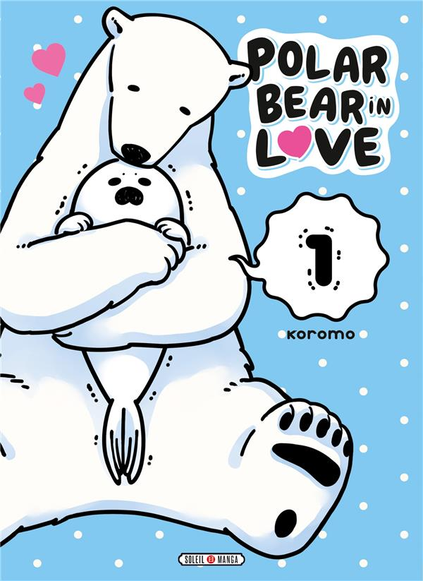 A POLAR BEAR IN LOVE T01