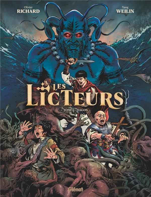 LES LICTEURS - TOME 02