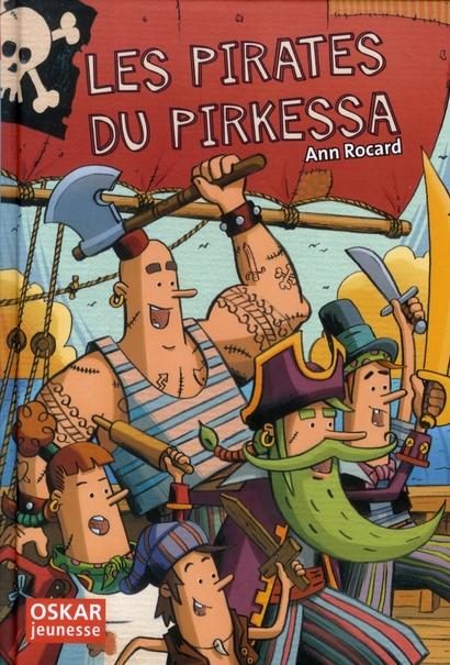 PIRATES DU PIRKESSA (LES)