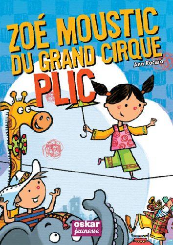 ZOE MOUSTIC DU GRAND CIRQUE PLIC