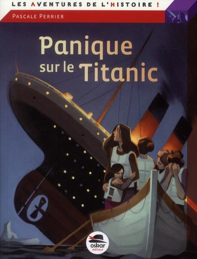 PANIQUE SUR LE TITANIC