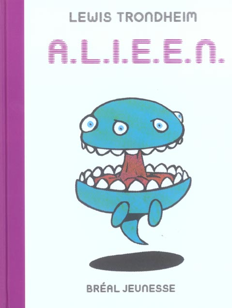 A.L.I.E.E.N