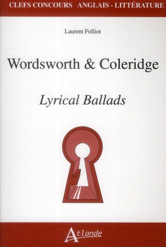 WORDSWOTH & COLERIDGE