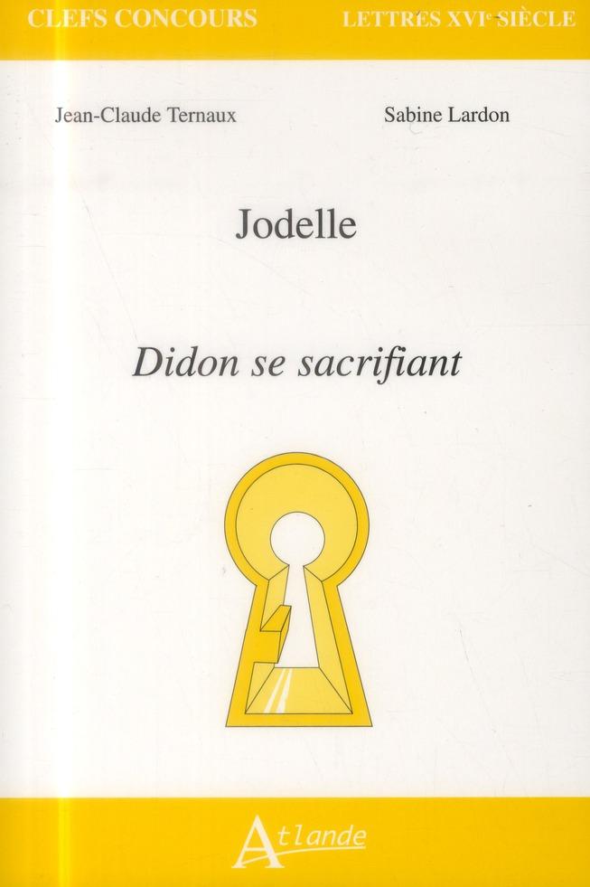 JODELLE DIDON SE SACRIFIANT