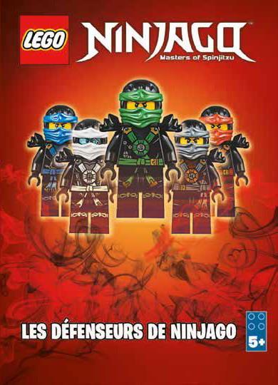 LEGO LES DEFENSEURS DE NINJAGO