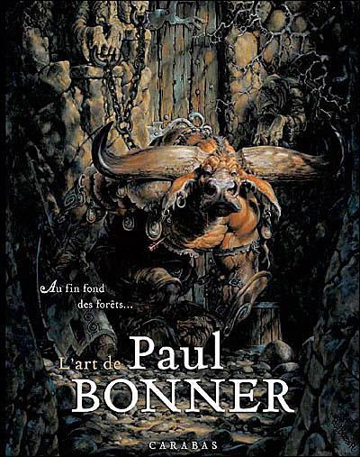 L'ART DE PAUL BONNER N.E.