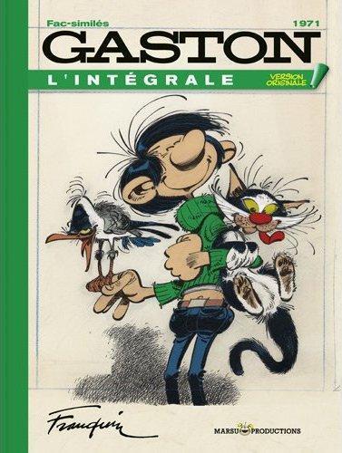 GASTON VO T11 ANNEE 1971 - FS