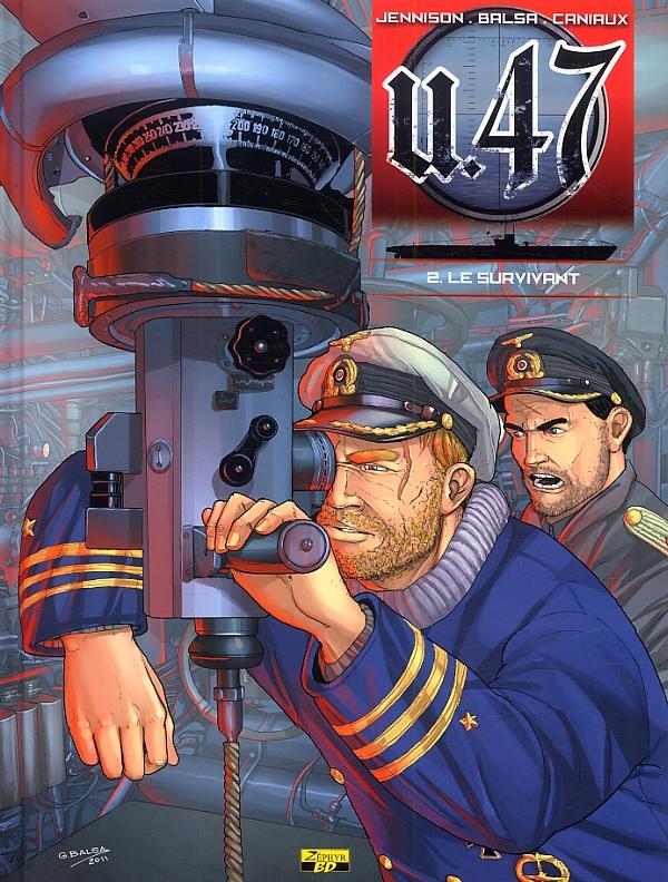 U-47 T02 - BD STD - LE SURVIVANT