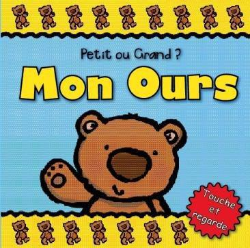 OURS PETIT OU GRAND ? (MON)