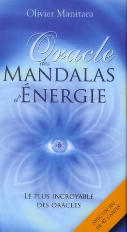 ORACLE DES MANDALAS D'ENERGIE - COFFRET LIVRET + JEU