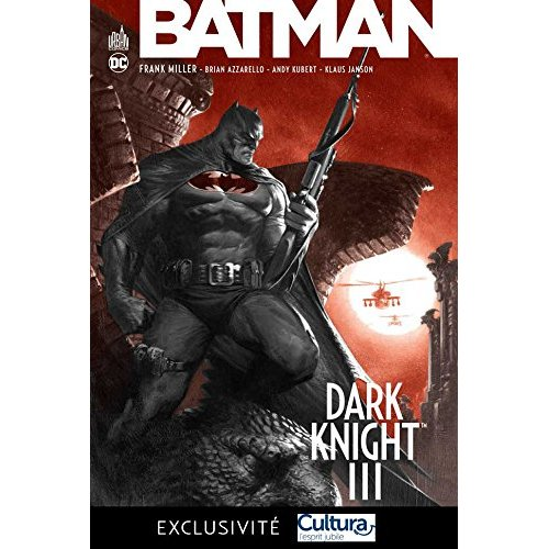DC ESSENTIELS - BATMAN DARK KNIGHT III TOME 2 - EDITION SPECIALE CULTURA