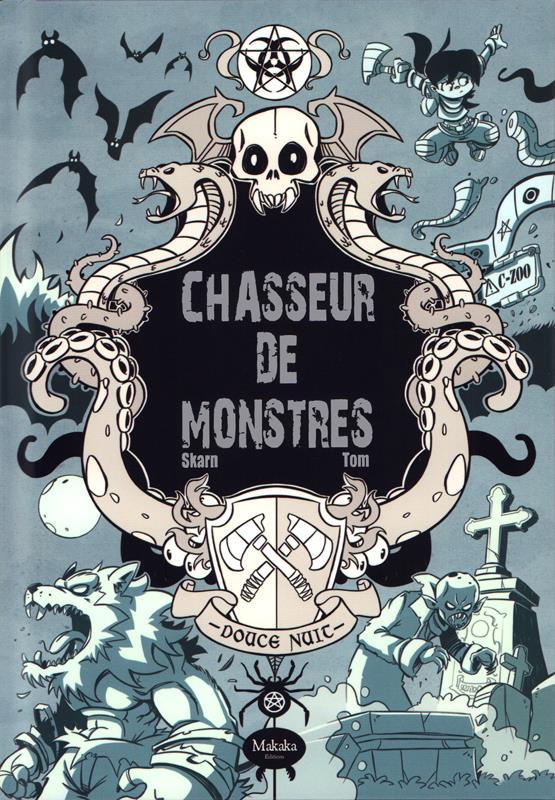 CHASSEUR DE MONSTRES