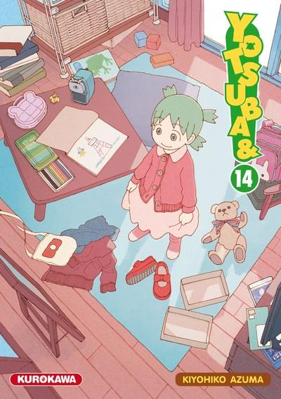YOTSUBA - TOME 14 - VOL14