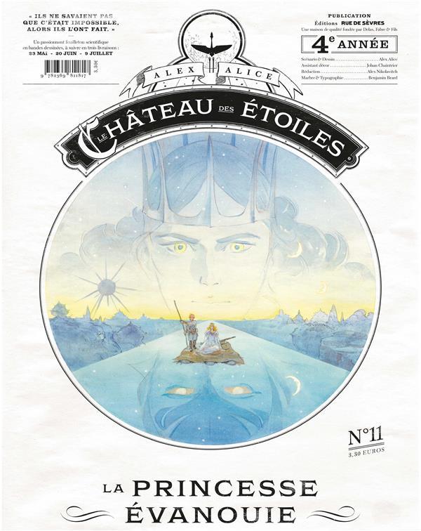 CHATEAU DES ETOILES - GAZETTE N 11