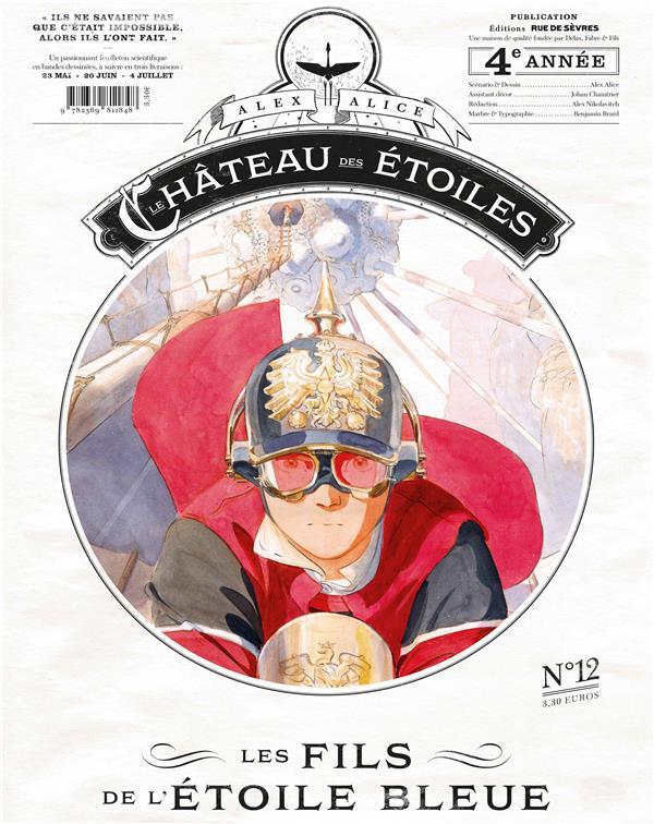 CHATEAU DES ETOILES - GAZETTE N 12