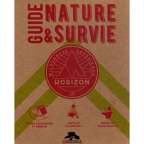 GUIDE NATURE ET SURVIE - COFFRET