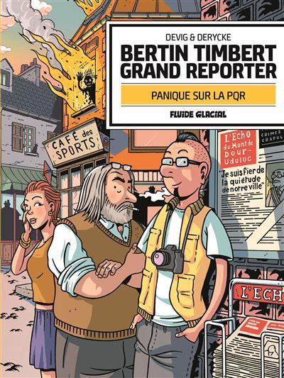 BERTIN TIMBERT - GRAND REPORTER