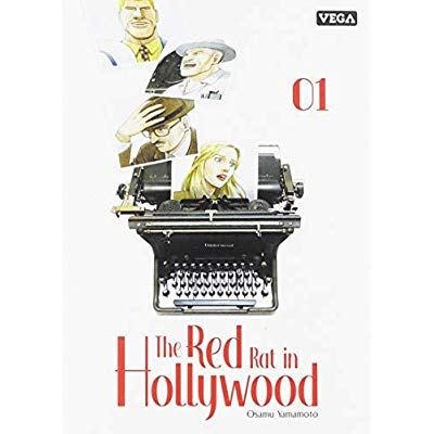 THE RED RAT IN HOLLYWOOD - TOME 1 - VOLUME 01