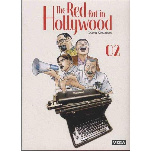 THE RED RAT IN HOLLYWOOD - TOME 2 - VOLUME 02