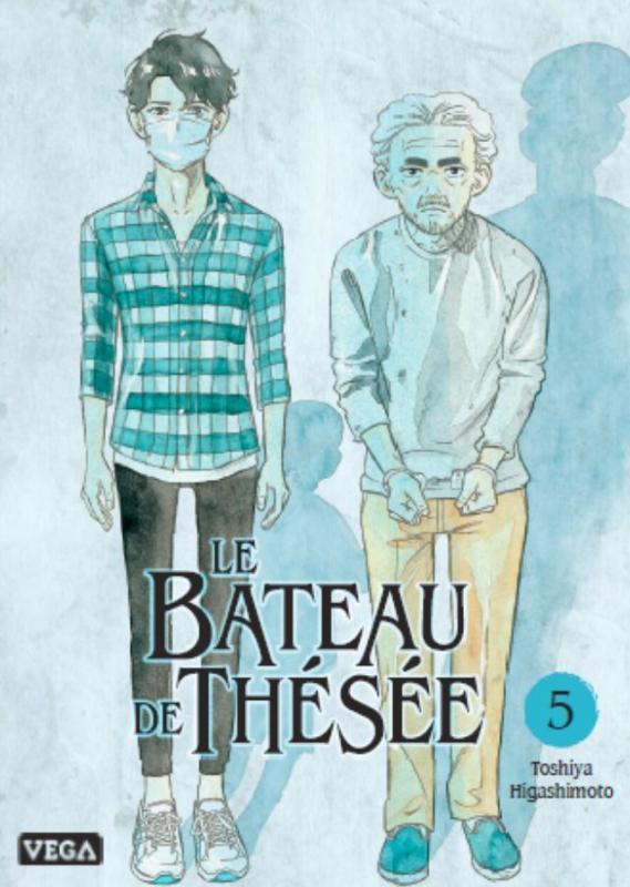 LE BATEAU DE THESEE - TOME 5 - VOL05