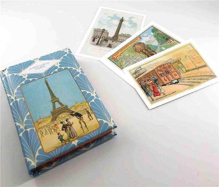 LE PETIT LIVRE DE PARIS + CARTES POSTALES