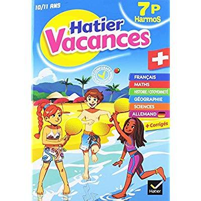 CAHIER DE VACANCES HARMOS 7