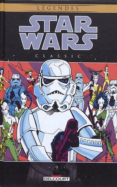 STAR WARS CLASSIC 9 - STAR WARS - CLASSIC - T9