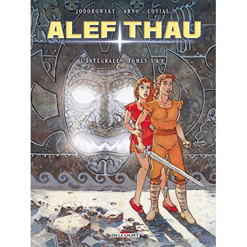 ALEF-THAU INTEGRALE T05 A T08
