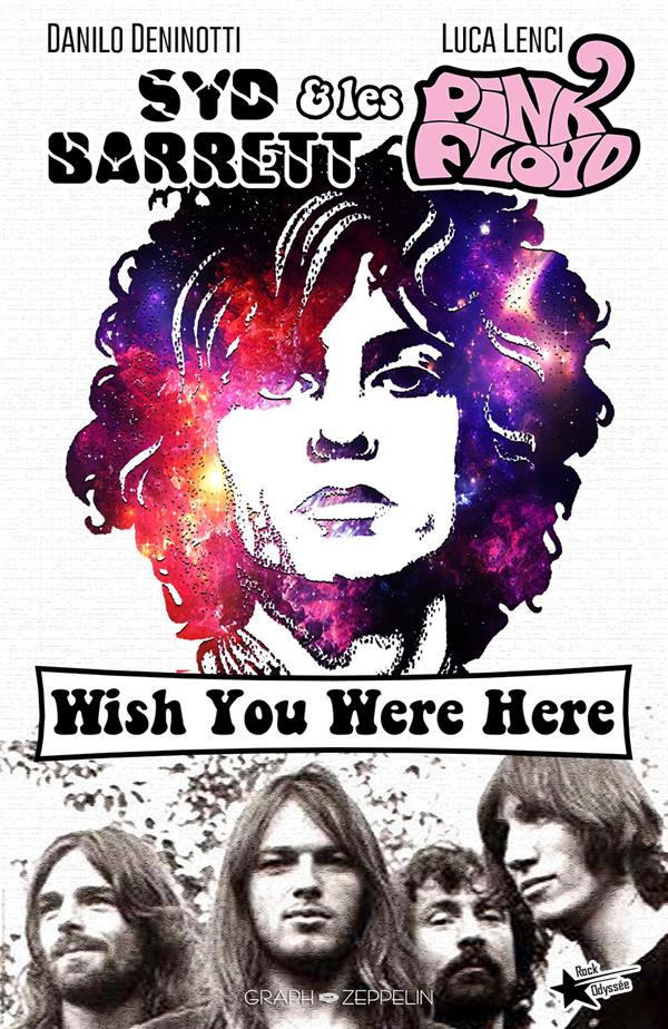 SYD BARRET & LES PINK FLOYD - WISH YOU WERE HERE