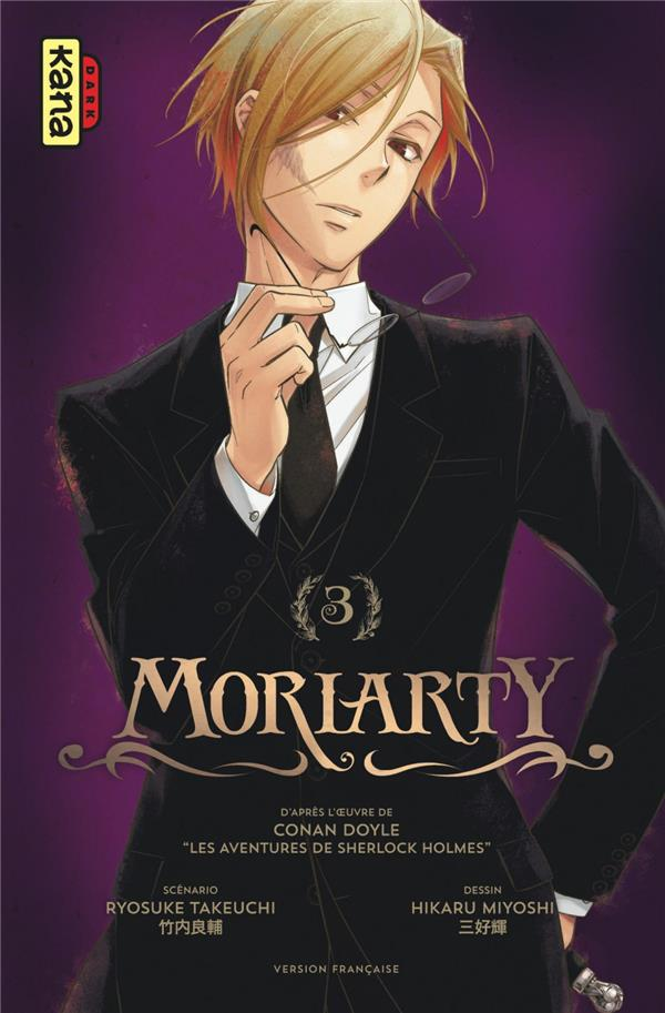 MORIARTY, TOME 3