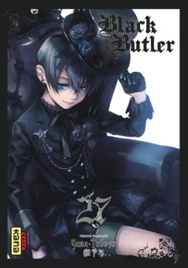 BLACK BUTLER, TOME 27