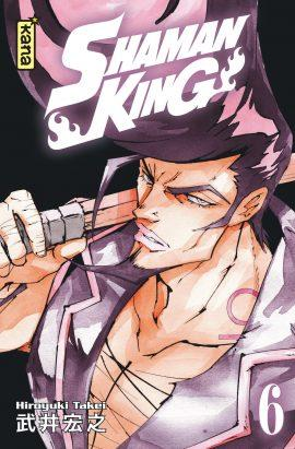 SHAMAN KING STAR EDITION - TOME 6