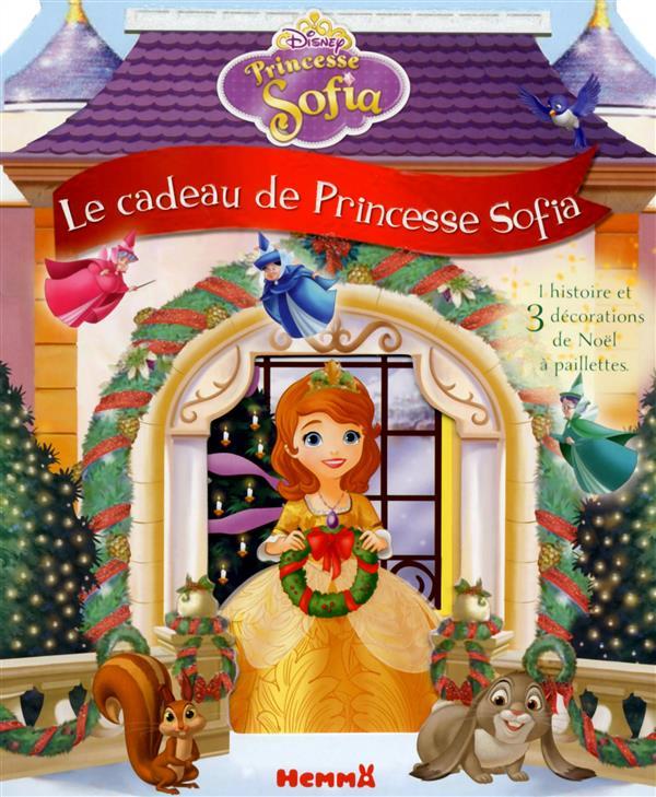 DISNEY PRINCESSE SOFIA LE CADEAU DE PRINCESSE SOFIA
