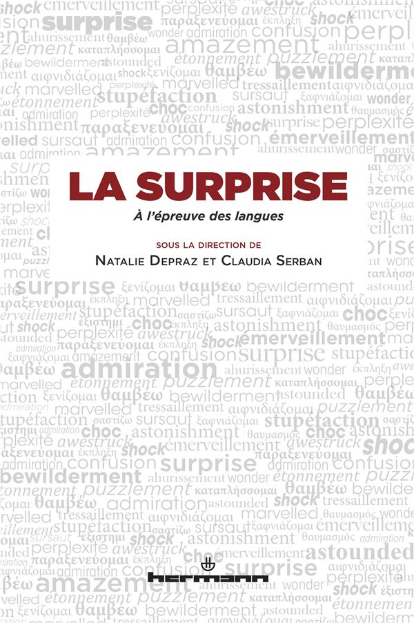 LA SURPRISE A L'EPREUVE DES LANGUES