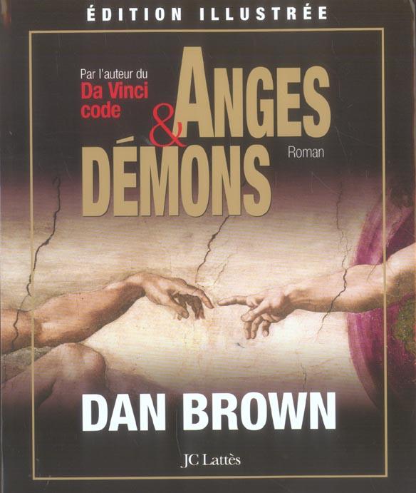 ANGES ET DEMONS (EDITION ILLUSTREE)