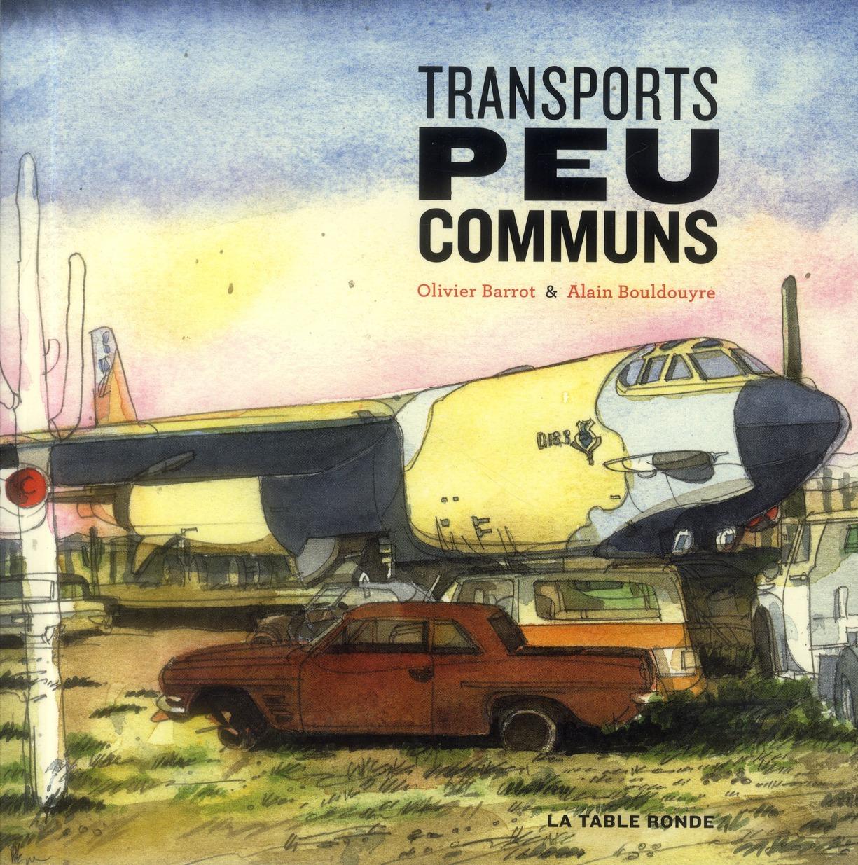 TRANSPORTS PEU COMMUNS