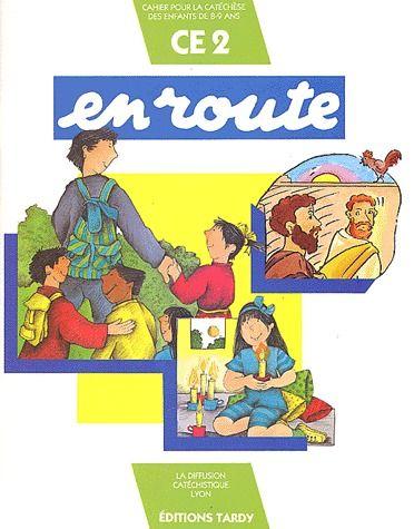 EN ROUTE CE2 ENFANTS + FICHES PARENTS