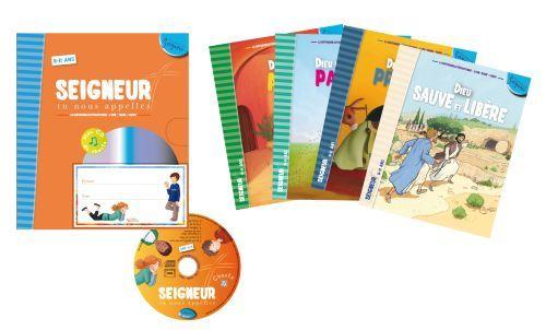 CLASSEUR AVEC 4 MODULES/8-11 ANS (+CD)