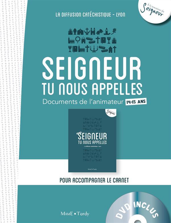 14-15 ANS - DOCUMENT ANIMATEUR + DVD / BLEU